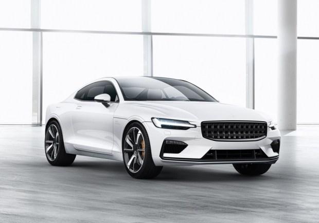 Ставший самостоятельной маркой Polestar, также принадлежащий Geely, займется выпуском «заряженных» электромобилей. Однако перой моделью производителя станет гибридное купе Polestar 1.