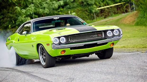 1970 Dodge Challenger Hellcat HEMI