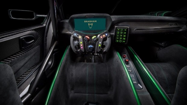 Brabham официально представила суперкар BT62 за85 млн рублей
