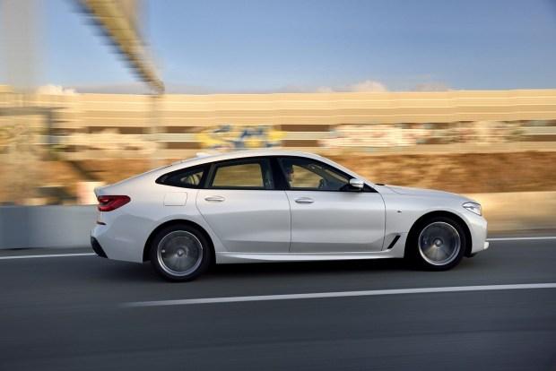Вближайшее время ожидается появление BMW 6 Gran Turismo