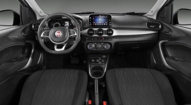 стандартный хэтчбек Fiat Argo