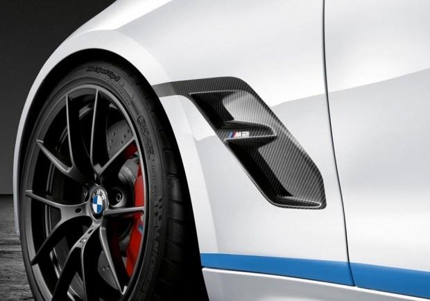 БМВ представила вРФ новый «заряженный» седан M5 Competition