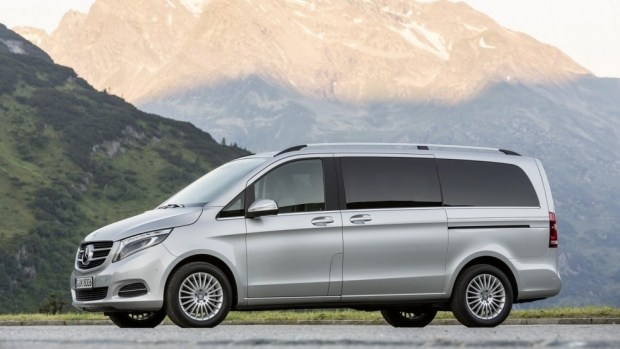 Mercedes-Benz V 250 BlueTec Lang 4MATIC Avantgarde