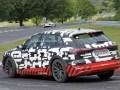 Audi вывела на финальные тесты первый электрический кроссовер - фото 9