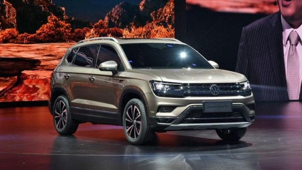 Концепт Volkswagen Powerful Family SUV