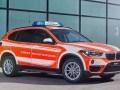 Компания BMW показала пожарный X3 и полицейский MINI - фото 2