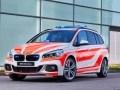 Компания BMW показала пожарный X3 и полицейский MINI - фото 3