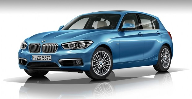 BMW 1-Series Edition Metropolitan