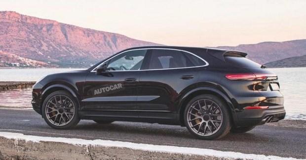 Таким «купе-кроссовер» на базе Porsche Cayenne представляет художник журнала Autocar