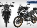 Мотоцикл BMW F850GS получил новый набор аксессуаров от Wunderlich - фото 1