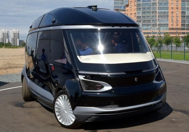 «КамАЗ» готов начать серийное производство беспилотных авто в2021—2022 году