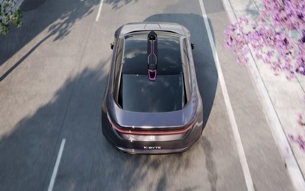 Стартап Byton представил «убийцу» Tesla Model 3