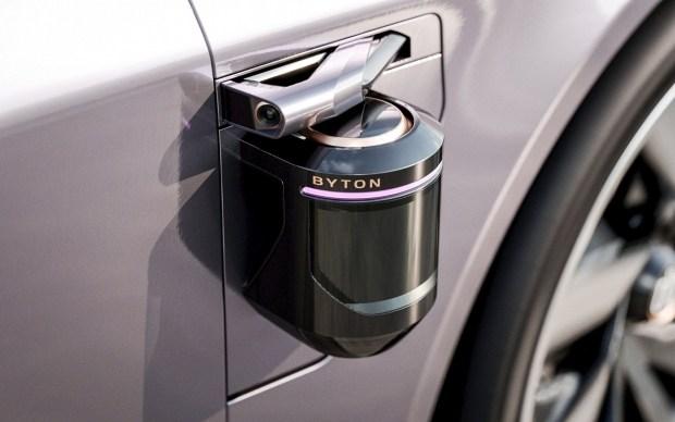 Byton представила конкурента Tesla Model 3 влице седана K-Byte