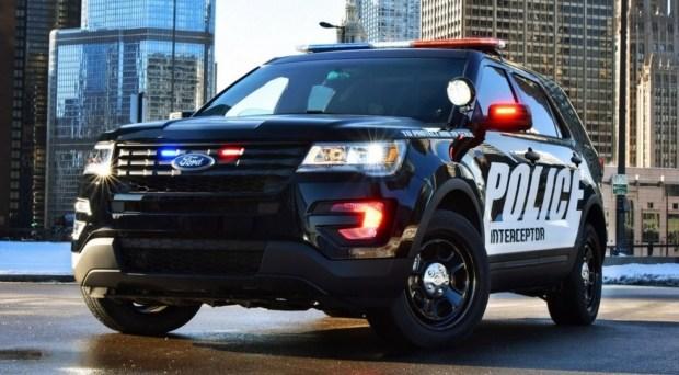 Актуальный Ford Police Interceptor Utility