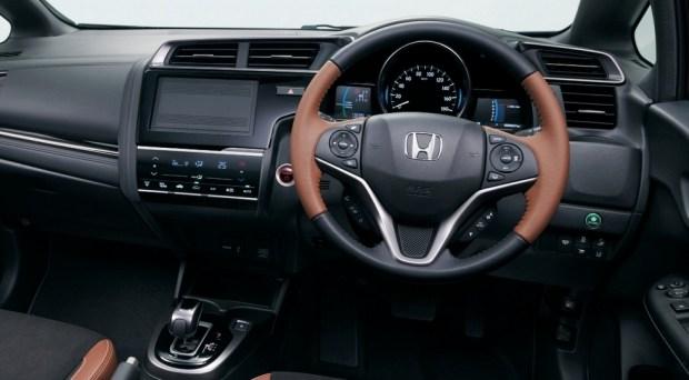 Стандартный Honda Fit