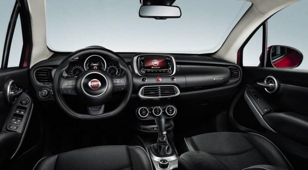 дореформенный Fiat 500X Cross