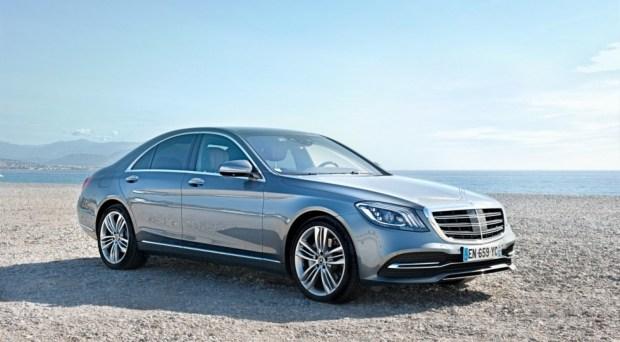Mercedes-Benz S-Class (текущее поколение)