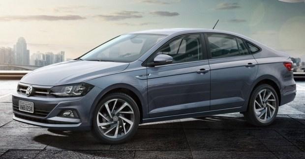 Volkswagen Virtus бразильского производства