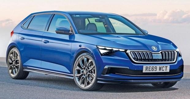 Таким в журнале Auto Express представляют Rapid второго поколения
