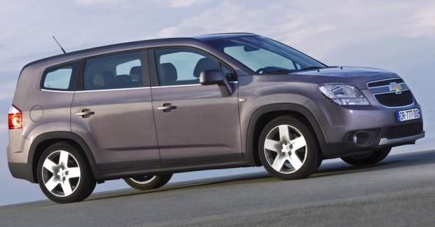 Chevrolet Orlando первого поколения