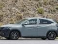 Обновленную Honda HR-V для Европы впервые заметили на тестах - фото 4