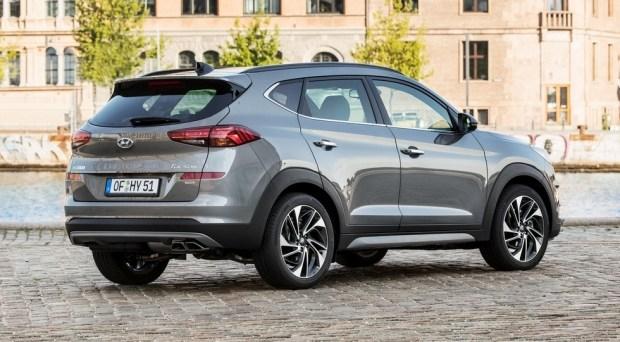 обновленный Hyundai Tucson,глобальная версия