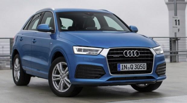 Актуальная версия Audi Q3