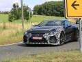 Новое спортивное купе Lexus LC F засекли на тестах в Германии - фото 2