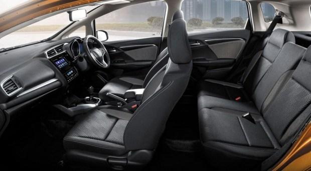 Honda WR-V актуального поколения, версия для Индии