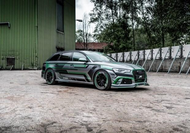 Прототип Audi RS6-E