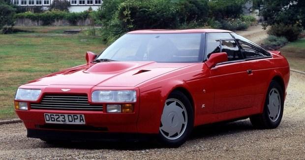 Aston Martin V8 Zagato c кузовом купе