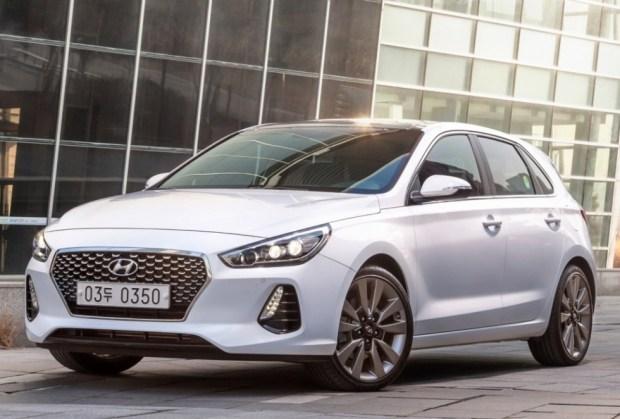 На фото: Hyundai i30 для рынка Южной Кореи