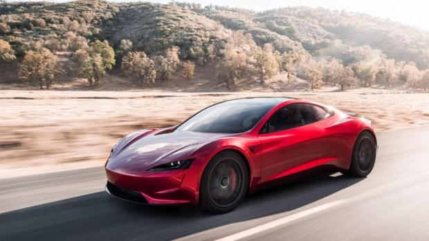 Tesla готовит кпремьере тайный автомобиль