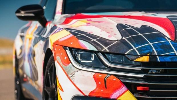 ВАвстралии создали самый быстрый VW Arteon
