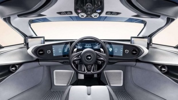 «Хвост скорости»: МакЛарен продемонстрировал один избыстрейших гиперкаров мира. Все уже проданы