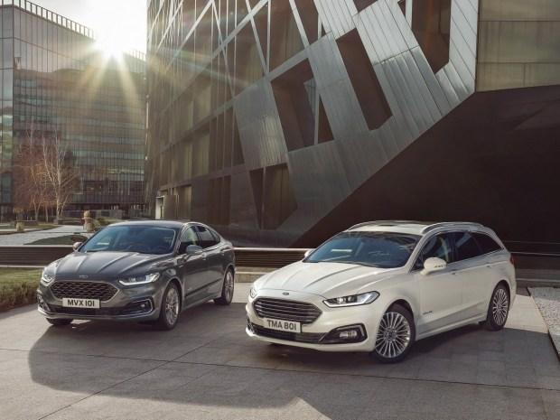 Форд выпустил Mondeo для самых экономичных - Mail.ru Авто