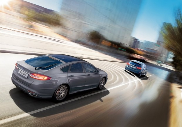 Форд представил улучшенный универсал Форд Mondeo