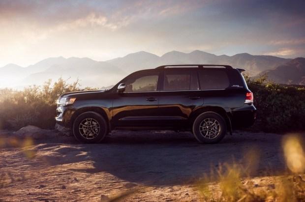 Тойота Land Cruiser получит новейшую эксклюзивную версию