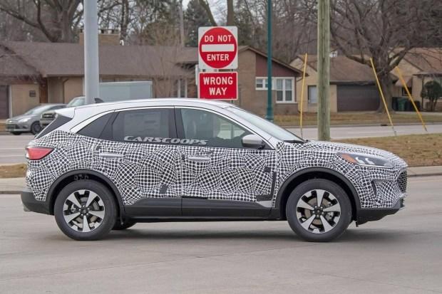 Премьера нового Форд Kuga состоится во 2-ой половине 2019 года