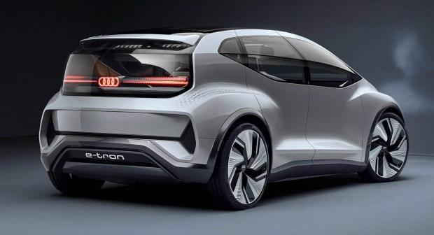 Audi привезет в Шанхай свою новую модель AI:me