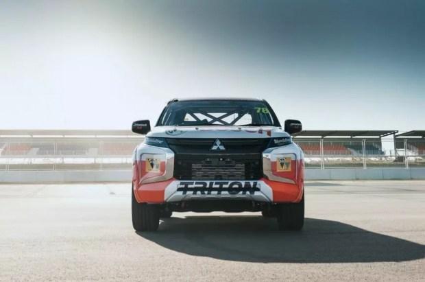 Новый Mitsubishi L200 способен стартовать до «сотни» за 3,5 секунды