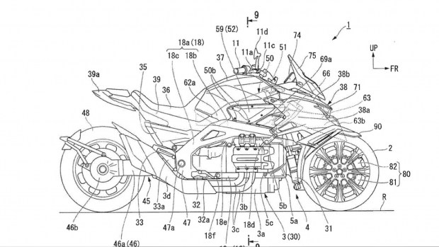 Honda запустит трехколесник Neowing в серию