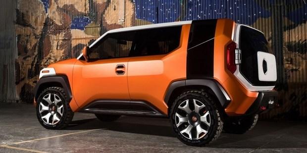 Toyota разработает совершенно новый кроссовер