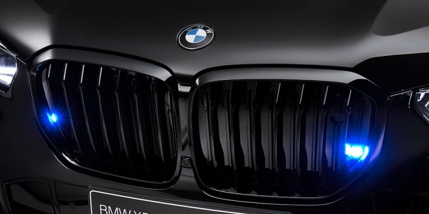 BMW представил бронированный кроссовер BMW X5 Protection VR6