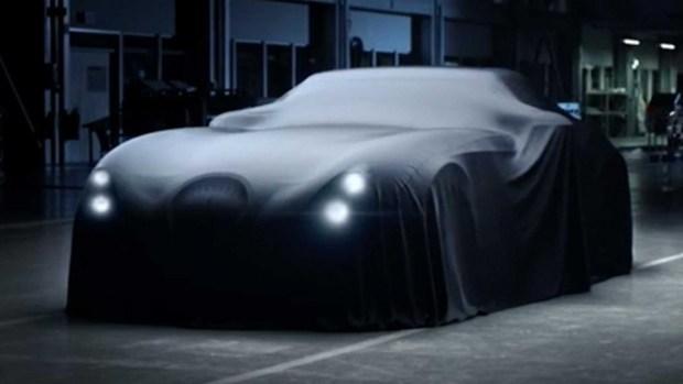 Новый спорткар Wiesmann станет самой мощной моделью марки