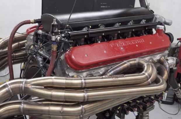 Послушайте, как звучит новый атмосферный V12 объемом 9,5 литра