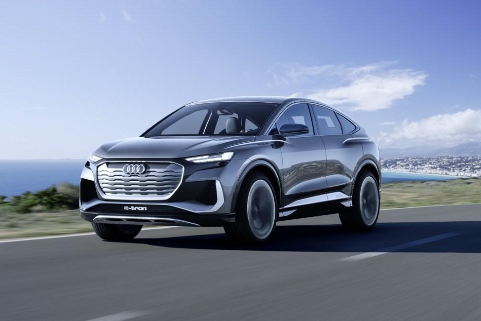 Audi выпустит новый спортивный электрокар