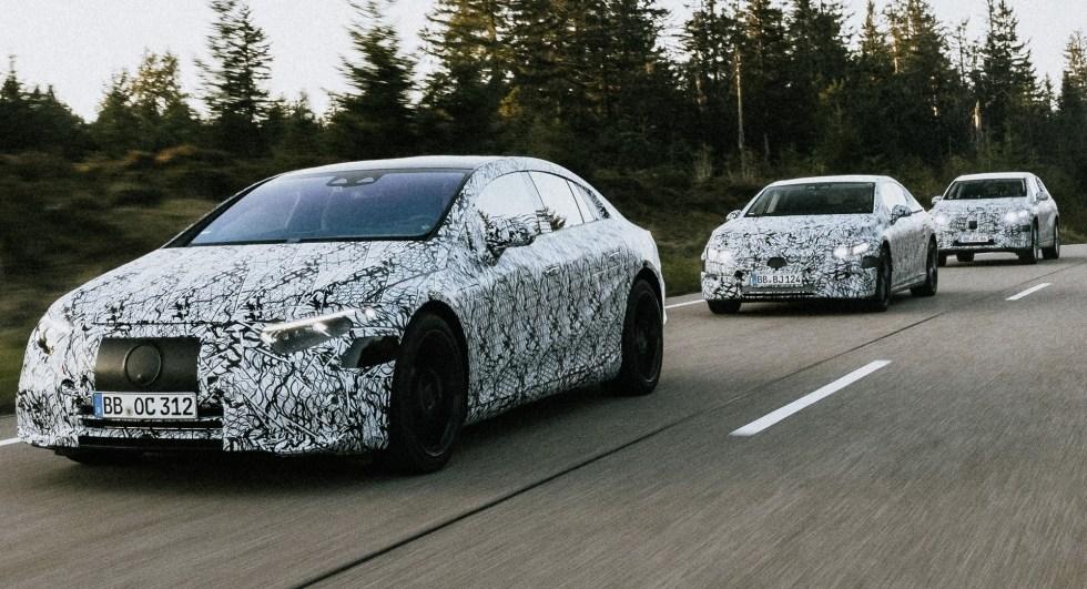 Историческое событие: Mercedes отказался от МКП- журнал За рулем