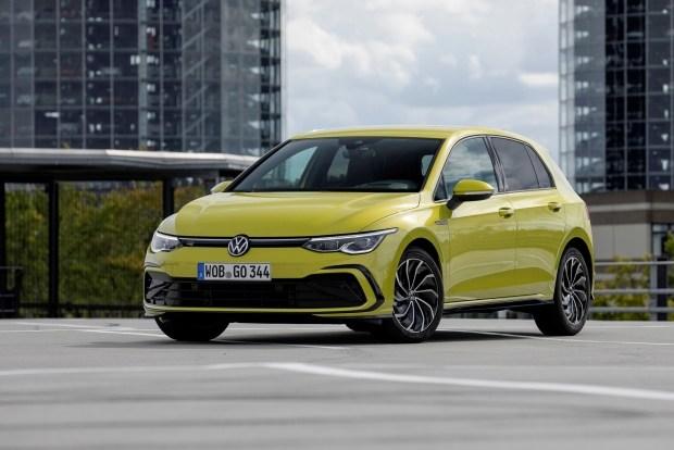 VW отправляет Golf на ремонт