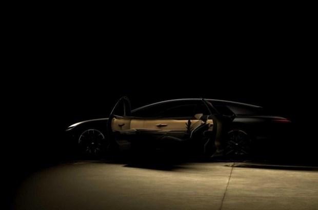 Audi раскрыла дату премьеры флагманского электрокупе с распашными дверями